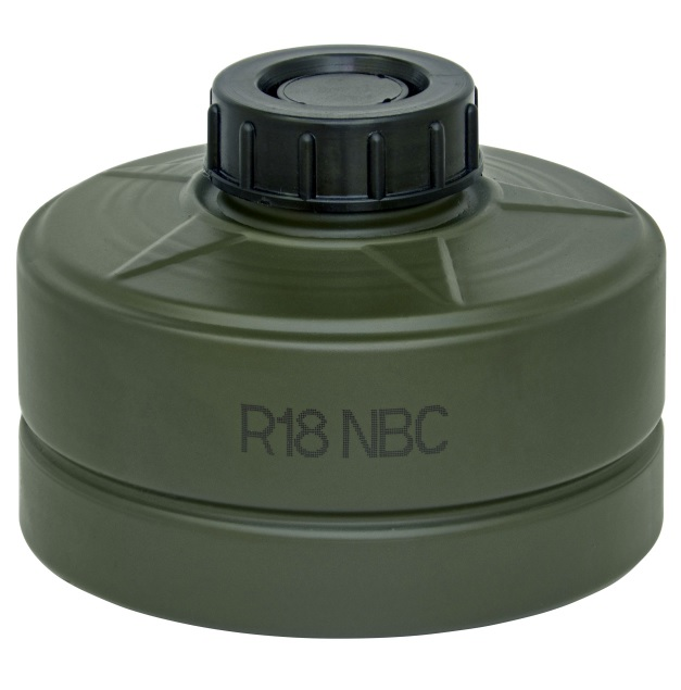 R18 NBC filter canister