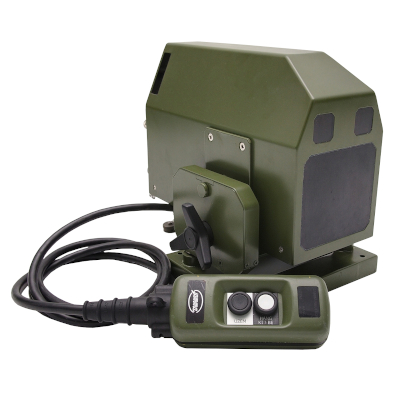 Portable/on-board radiation reconnaissance devices