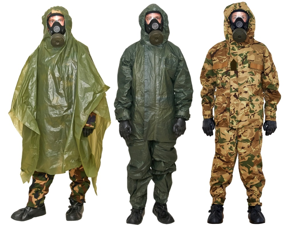 Military related personal protective equipment